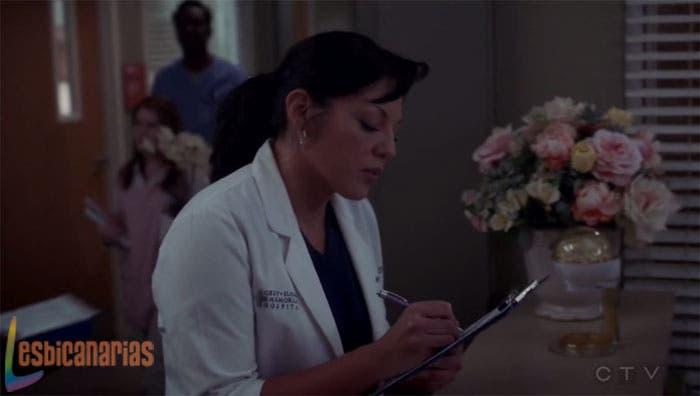 Callie en Anatomía de Grey