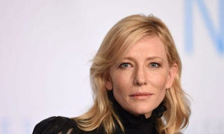 Cate Blanchett: «Han sacado mis declaraciones de contexto»