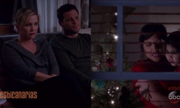 Callie y Arizona: resumen de episodio 11×22 Anatomía de Grey