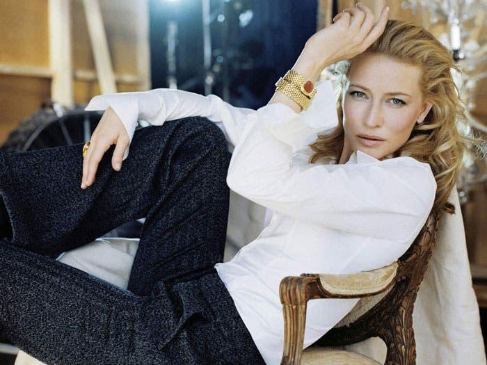 Traje Cate Blanchett