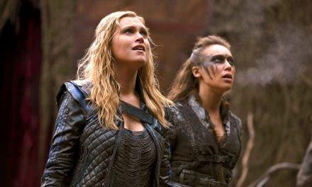 Lexa y Clarke volverán a reencontrarse en «The 100»