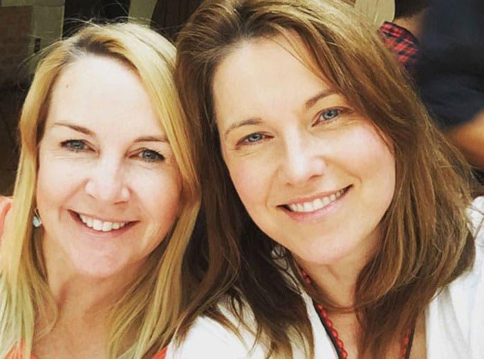 Lucy Lawless y Renee O'Connor se reúnen y nos hacen soñar