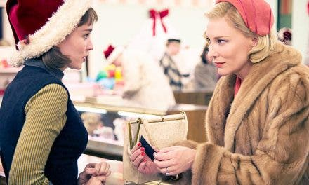 Carol consigue 5 nominaciones a los Globos de Oro