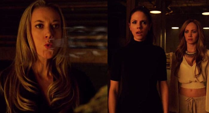 Lauren en Lost Girl