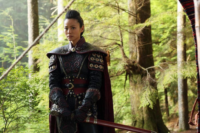 Mulan regresa a Once Upon a Time