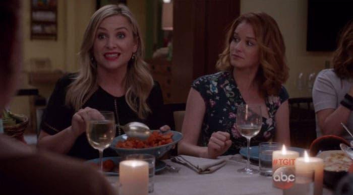 Callie y Arizona: resumen de episodio 12×05 Anatomía de Grey