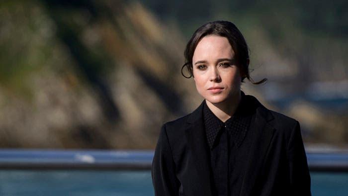 Ellen Page traje