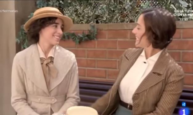 Celia y Aurora resumen 12 de Seis Hermanas