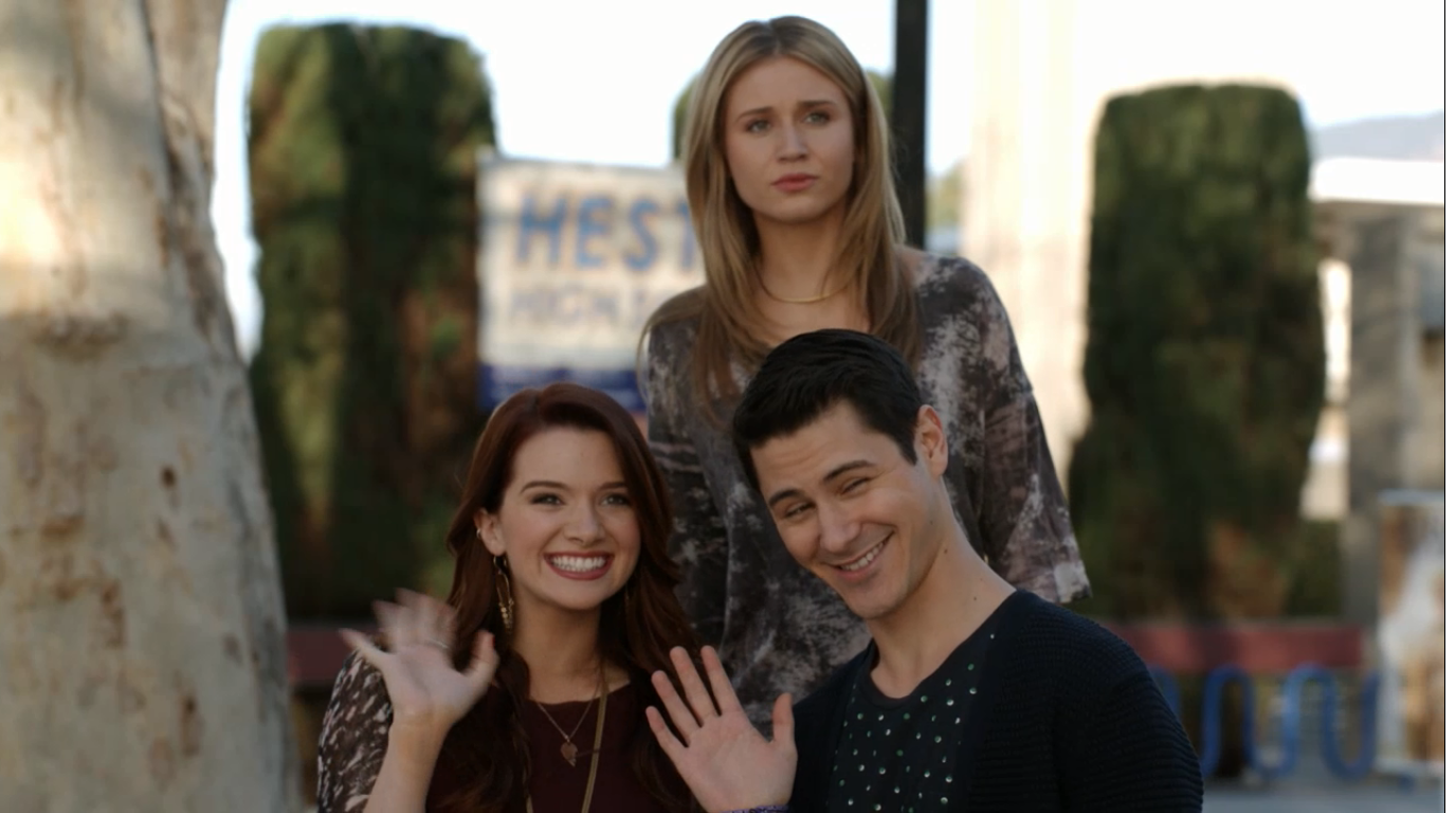 Faking It resumen de episodio 2×17 Amy y Karma