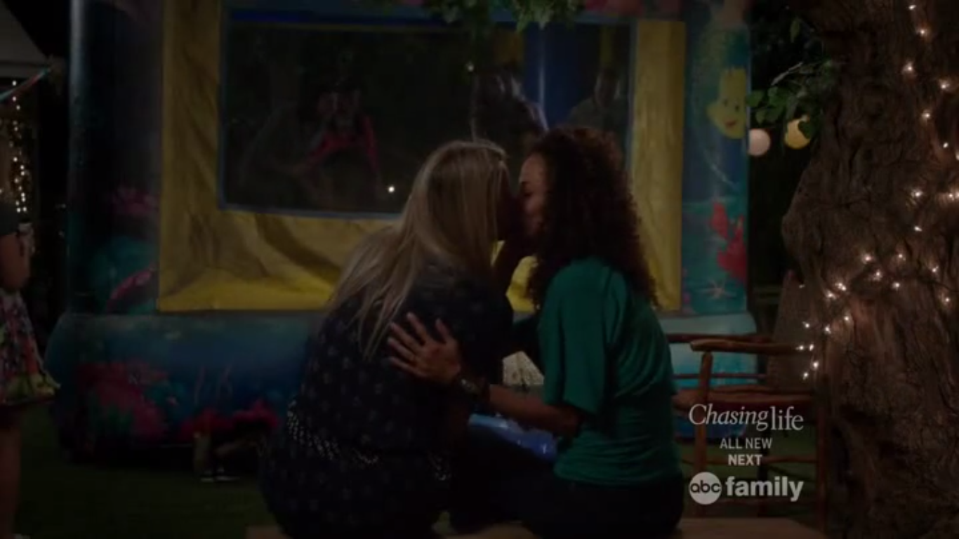 The Fosters: resumen de episodio 3×06 al 3×10 Lena y Stef