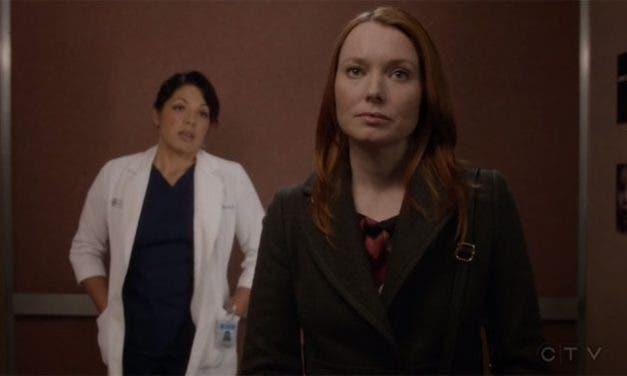 Callie y Arizona: resumen de episodio 12×06 Anatomía de Grey