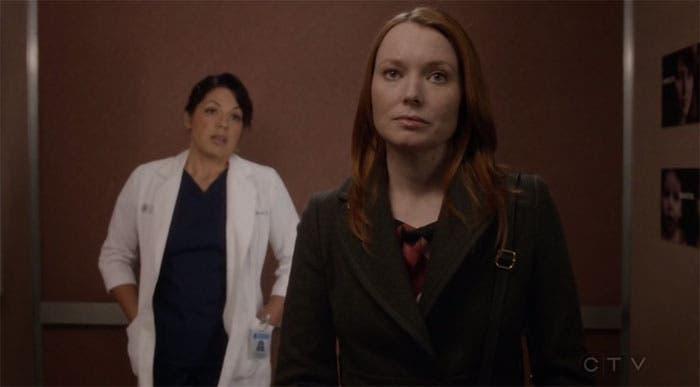 Callie y Arizona: resumen de episodio 12×06 Anatomía de Grey ...