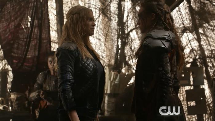 The 100: Resumen de episodio 2×06-2×07 – Clarke y Lexa