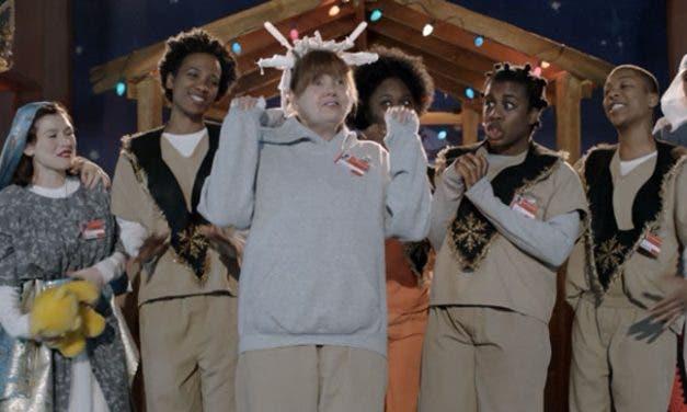 Así se vive la navidad en la cárcel de Orange Is The New Black