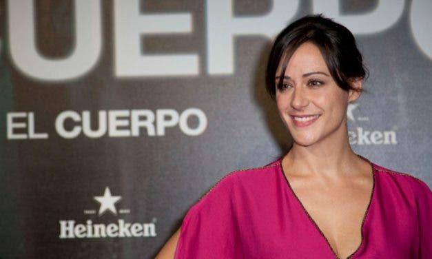 Luz Valdenebro: «Me ha tocado la lotería con Aurora»