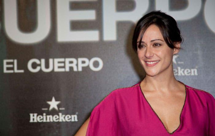 """Luz Valdenebro: """"Me ha tocado la lotería con Aurora"""""""