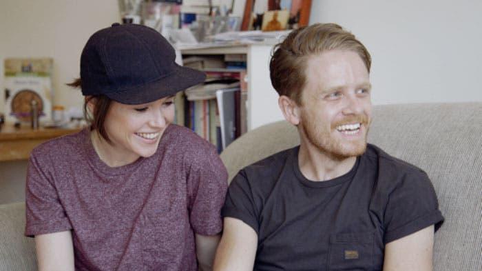 Ellen Page en Gaycation