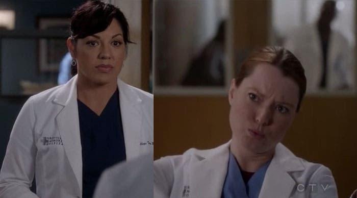 La cara de Callie representa al fandom en este momento