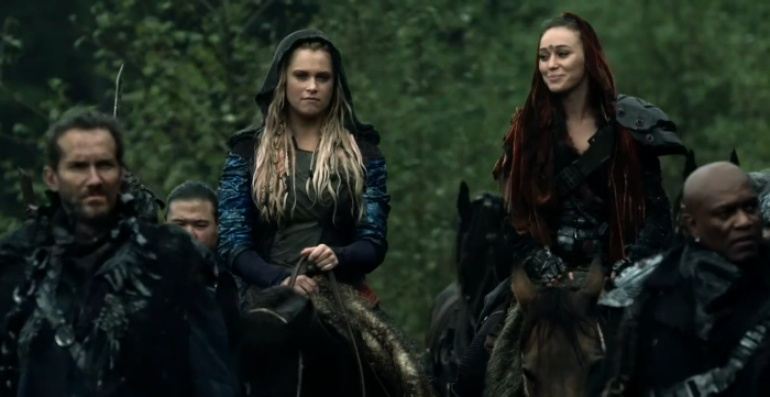 The 100: Resumen de episodio 3×05 – Clexa