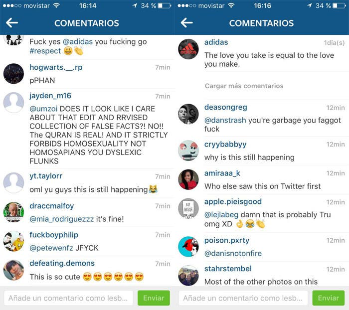 Comentarios-homofobos-instagram-de-Adidas