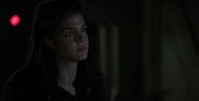"""""""Clarke se viene conmigo y con Lexa y tú te vas un poquito a la mierda, hermano"""""""
