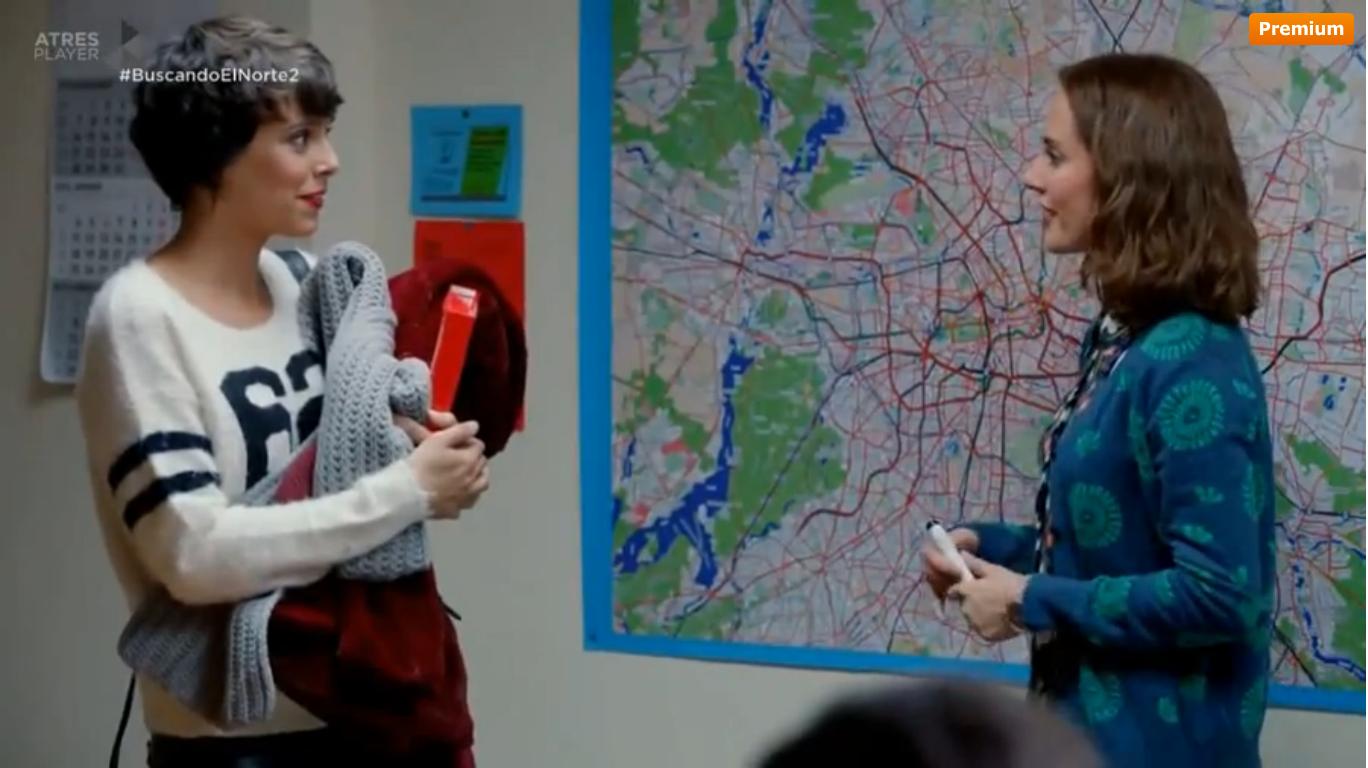 Carol y Adela 1×02 Buscando el Norte