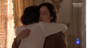 Celia y Aurora resumen 27 de Seis Hermanas