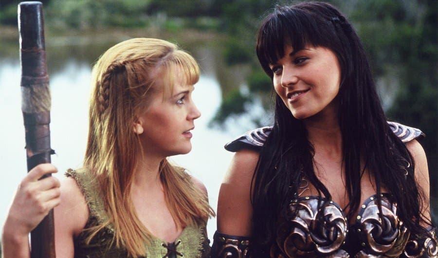 Xena y Gabrielle serán pareja en el remake de Xena
