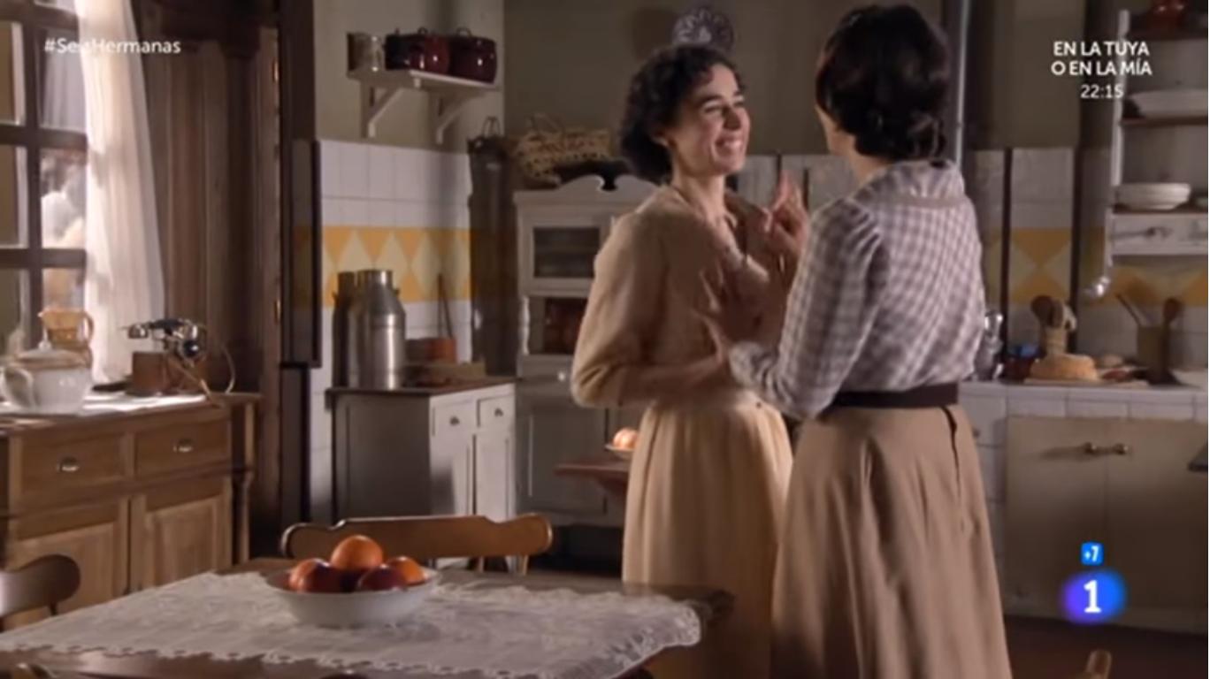 Celia y Aurora resumen 33 de Seis Hermanas