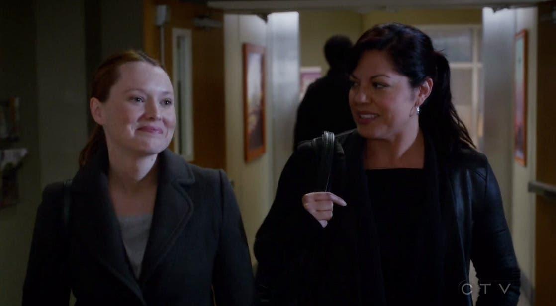 Callie y Penny se van a casa