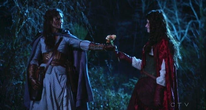 Dorothy y Ruby OUAT