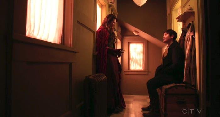 Créeme, tengo experiencia en estas cosas, las vivo a diario con Emma y Regina