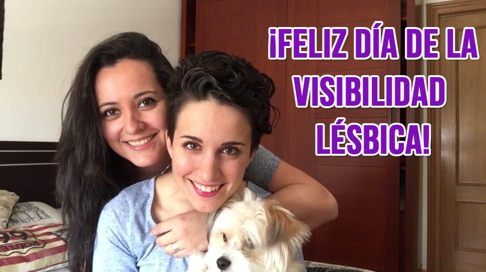 ¡Feliz día de la visibilidad lésbica!