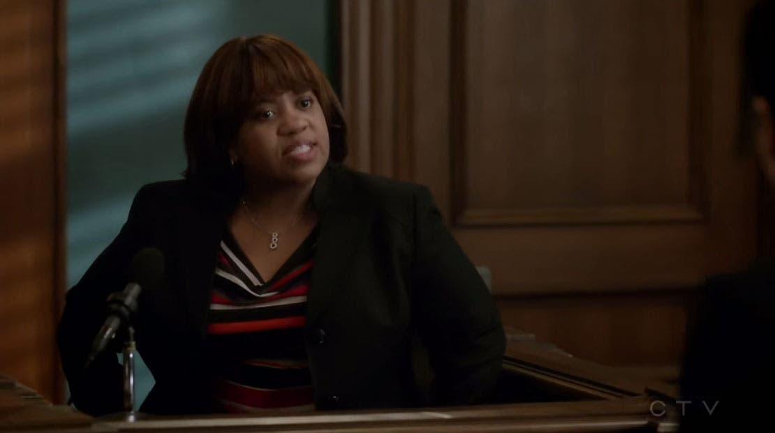Bailey testificando