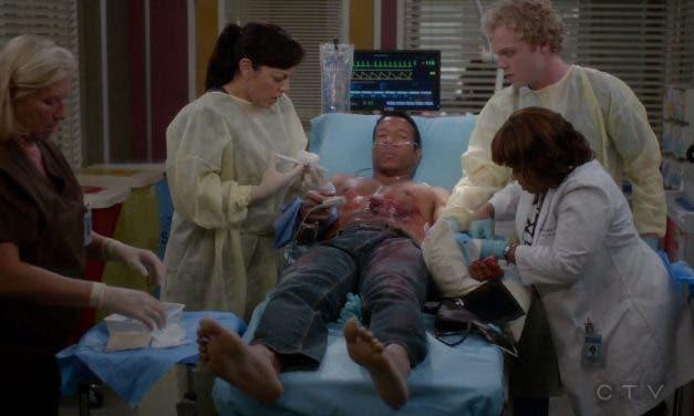 Callie y Arizona: resumen de episodio 12×24 Anatomía de Grey