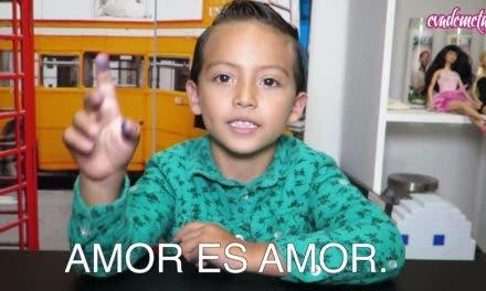 Esto es lo que los niños mexicanos piensan sobre el matrimonio homosexual