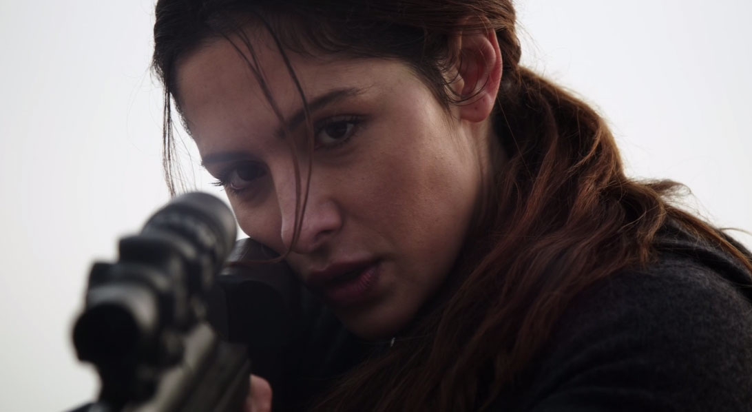 Root y Shaw resumen de episodio 5×11 Person of Interest