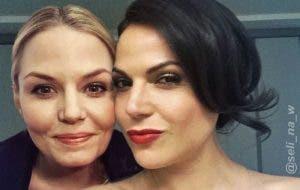 Jennifer Morrison, Lana Parrilla y el apoyo a los ships