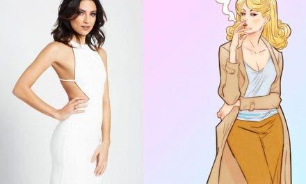 Floriana Lima será Maggie Sawyer, el personaje lésbico de Supergirl
