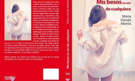 «Mis besos no son de cualquiera» por Marta Garzás Martín – Libros Lésbicos