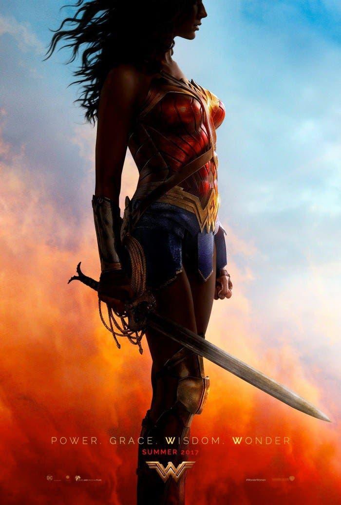 Mujer Maravilla poster película