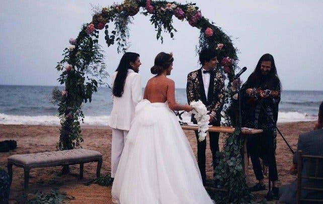¡Dulceida y Alba se han casado!
