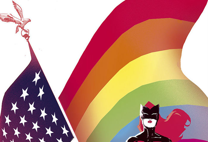 DC lanzará Love Is Love, un comic en honor a las víctimas de Orlando
