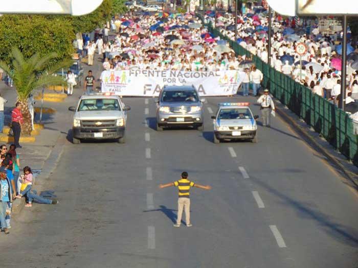 Este niño luchó por detener la homofobia en México