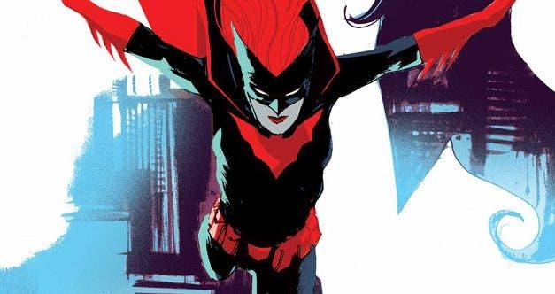Batwoman tendrá un nuevo cómic