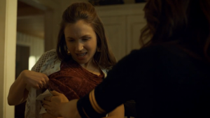Wynonna Earp: Resumen de episodio 1×11 – Waverly y Nicole