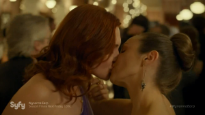 Wynonna Earp: Resumen de episodio 1×12 – Waverly y Nicole