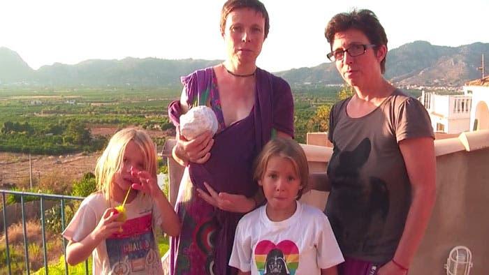 Esta pareja lésbica está luchando contra la discriminación y necesita tu ayuda