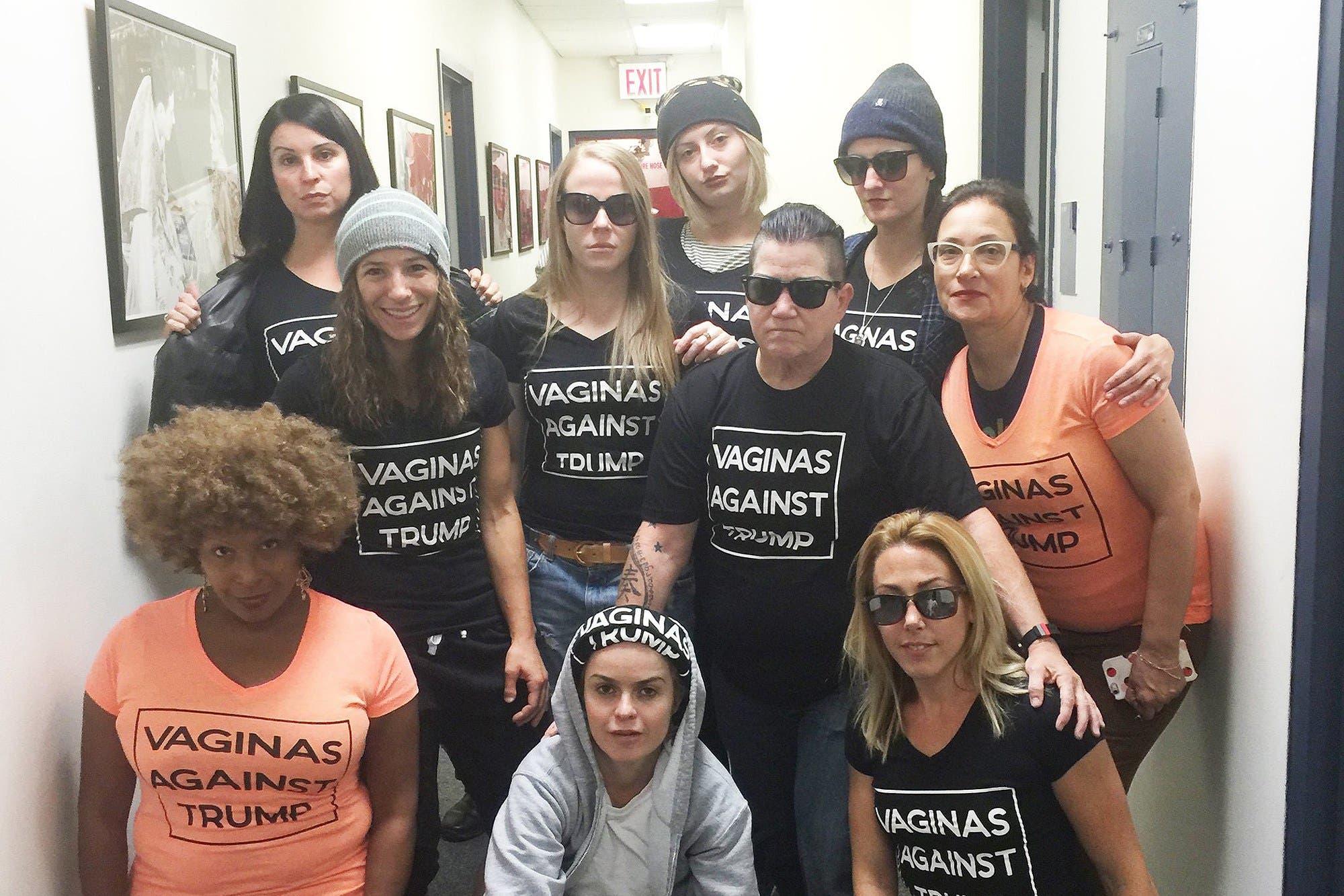 El elenco de Orange is the New Black lanza postura contra Trump