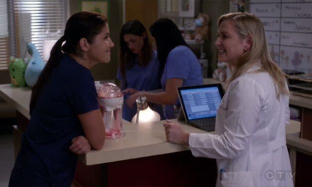 Arizona y Eliza resumen de episodios 3×09 Anatomía de Grey